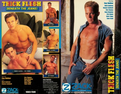 Thick Flesh Beneath the Jeans (1994) — Chance Caldwell, Eric Thomas, Mark Andrews