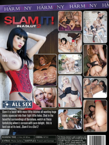 Slam It In A Slut 2