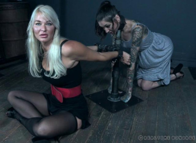 Crazy Bondage With Best Slaves