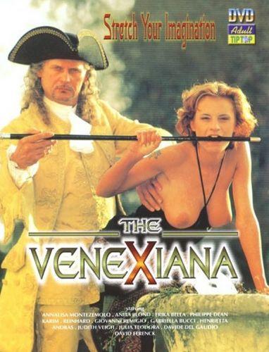 The VeneXiana (1996) — Wanda Curtis, Anita Blond, Erica Bella