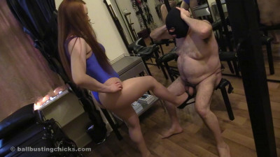 Ballbustingchicks - Rebekka Raynor - Only Good For Being Abused