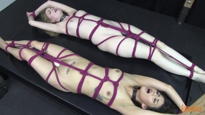 Penny and Dolly Bondage (new, genres, video)...