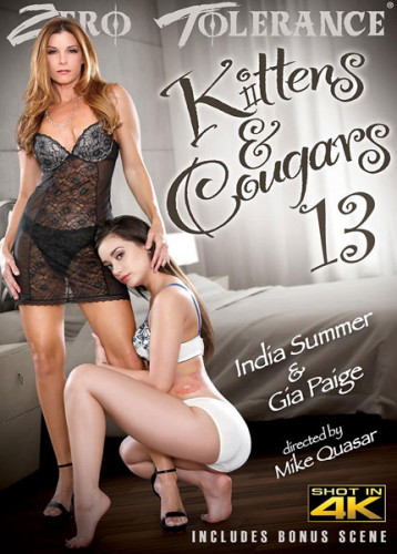 Kittens and Cougars vol 13 (2018)
