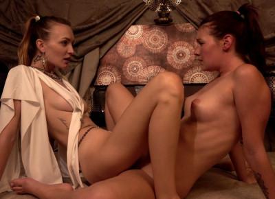 Unlocking the gate of pleasure FullHD 1080p