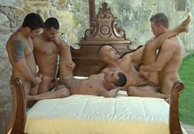 Fantasy orgies