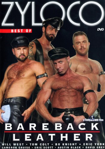 Best Of Bareback Leather - Will West, Bo Knight, Tom Colt