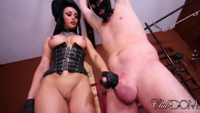 Crystal Rush – Fun Anniversary Cock Beating