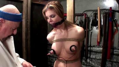 Electric Nipple Orgasm
