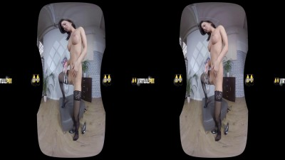 Pissing in Stockings — Vicky Love — Full HD 1080p