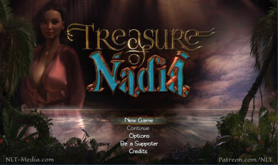 Treasure of Nadia + INC Patch + Walkthrough [New Version 16012]