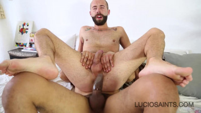 LucioSaints  Angel Garcia and Lucio Saints