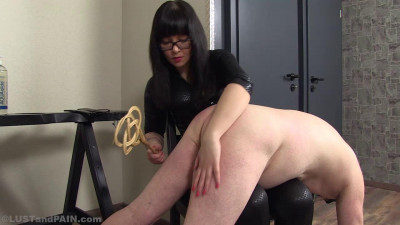 Mistress Eve and Isara — Lust And Pain — Part 2