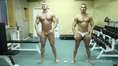 Strength Competition — Dima Vs. Ruslan — Part 1 - Full Movie — HD 720p