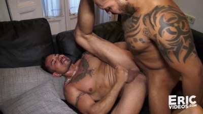 Richard gets pounded and filled up by Viktor XXL