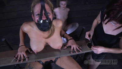 RealTimeBondage Little Girl Part 4 Rain DeGrey Alani Pi - bdsm, vid, having, download
