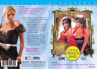 Description Little French Maid