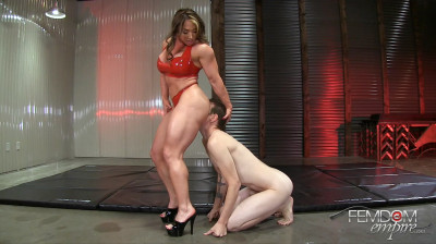 Description Brandi Mae Alpha Muscle Goddess