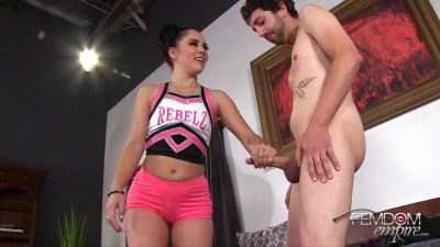 Kristina Rose - Cheerleader Ball Sadist