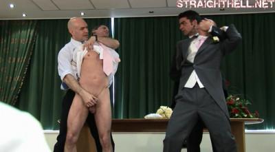 StraightHell — Wedding Torture — Pierce & Ed — Scene 2