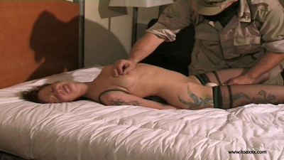 Toaxxx -  - Melanie meets the Sgt Major - pt 2
