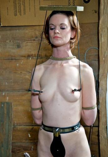 Strict upbringing in BDSM