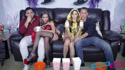 Bailey Base, Dani Blu - Halloween Switch Plan FullHD 1080p
