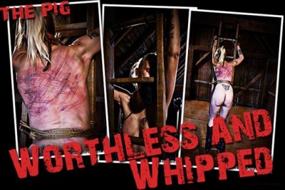 BM - Pig - Worthless And Whipped