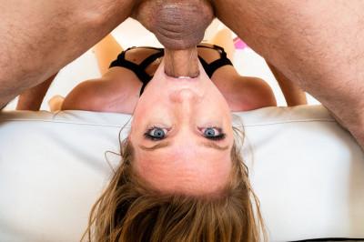Ashley Lane – Blonde Babe Devours Cock (2020)