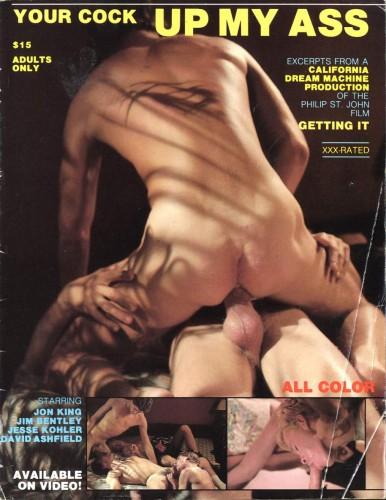 Description Gay Vintage Hardcore Magazines (Vol.H-Z, Total 951 issues)
