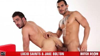 Lucio Saints and Jake Bolton