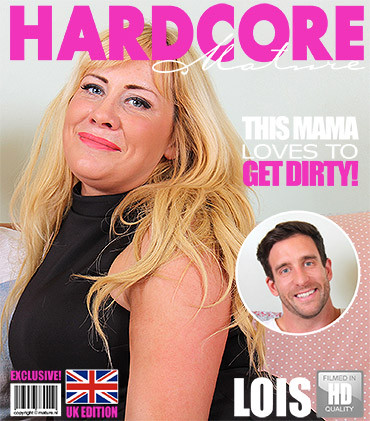 Lois - British housewife fucking and sucking HD 720p