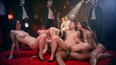 Mistress Maitland's Gangbang Party