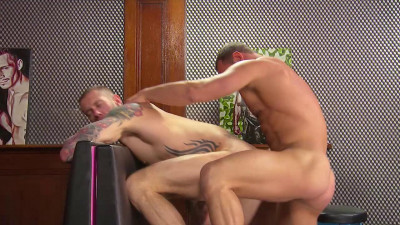 Harley Everett and Fabio Stallone