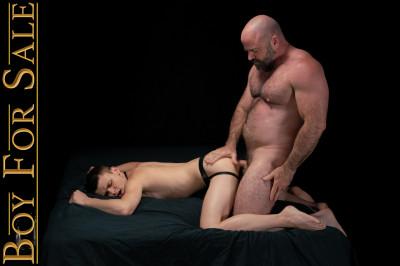 BoyForSale - Boy Austin - Chapter 12: Slave Boy (with Master Angus)