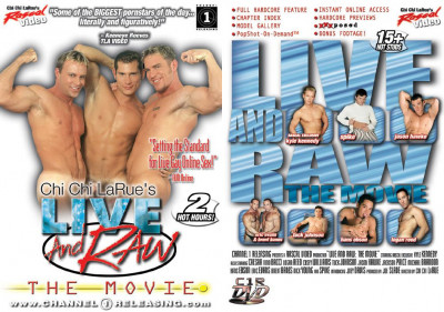 Channel 1 Releasing – Live and Raw: The Movie (2000)