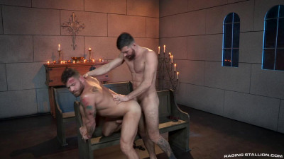 Night Riders scene 2 - Woody Fox and Riley Mitchell