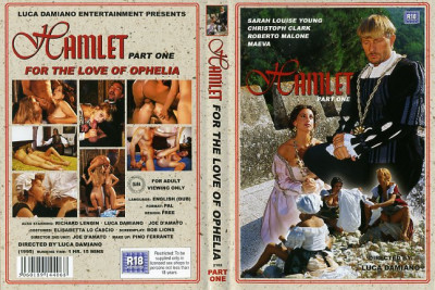 Description Hamlet 1(Hamlet For the Love of Ophelia 1, Amleto – per amore di Ofelia 1)