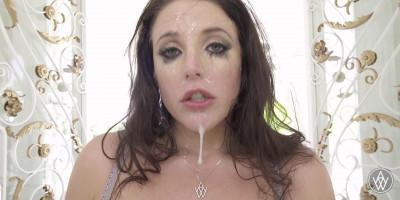 Oral slavery of Angela White
