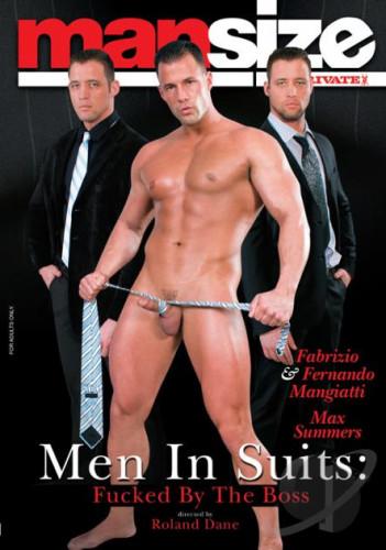 Description Men In Suits - Fabrizio Mangiatti, Max Summers, Fernando Sossa
