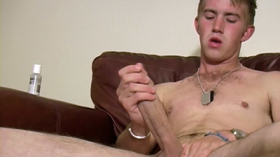 Super Hung Matt Unloads