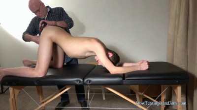 Prostate Massage and a Hand Job