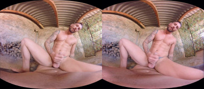 Virtual Real Gay — Army bareback