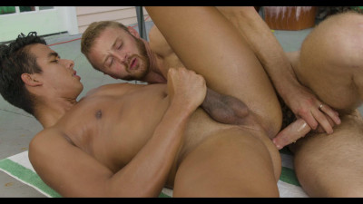 Naked Sword — Chad Taylor and Jay Seabrook