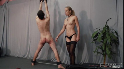 Mistress Anette - Flexing Muscles And Torture - Parts 1-3