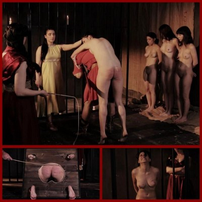 Rome (The Revenge of Ultrix # 1) Elite Pain