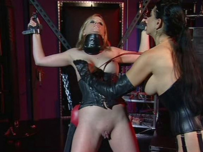 Slave Girl Scene 2 - bondage, video, file, english, spanking