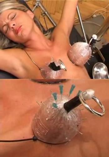 BDSM Torture Room In Action