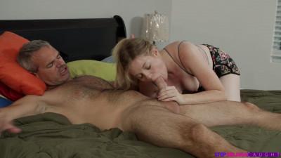 Description Nikki Sweet - Teaching Daddy A Lesson FullHD 1080p