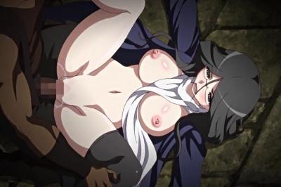 Kuroinu - Kedakaki Seijo Wa Hakudaku Ni Somaru - Scene 5