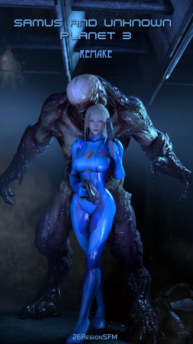 Samus and The Unknown Planet Vol 3